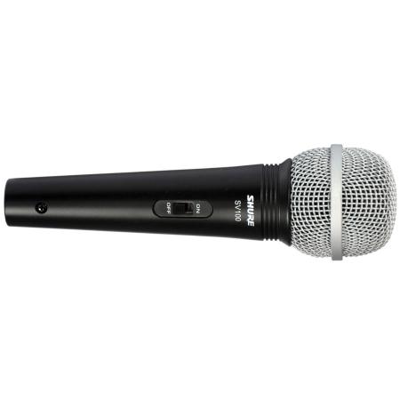 Динамический кардиоидный микрофон Shure SV100-A