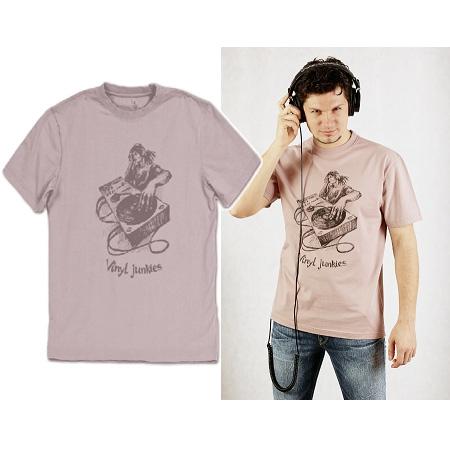 Дизайнерская футболка Аrdimusic DJ