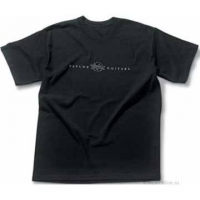 Футболка черная Taylor Black Roadie T-Shirt