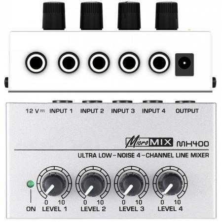 Линейный микшер BEHRINGER MX400